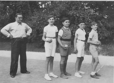 1935 Pupilles