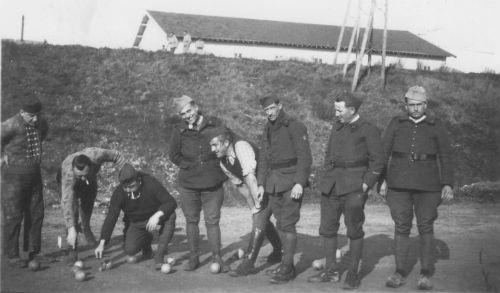 Infirmiers et Vittellois 1939 - 1940.
