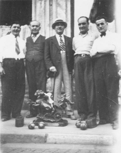 1943 Boule Nancéenne