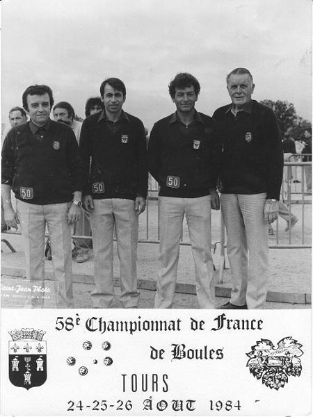 1984 TOURS