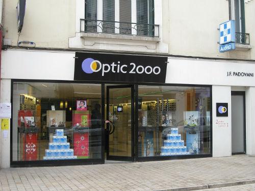 Optic 2000 Vittel
