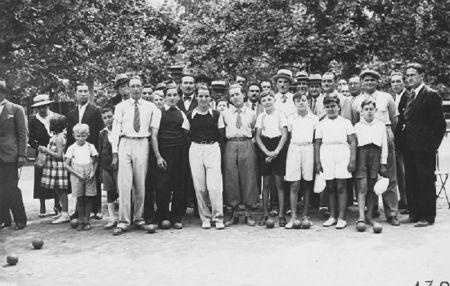 Concours Pupilles 1933