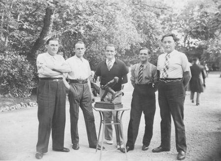 Champions Promotion 1934