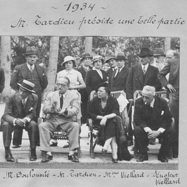 15 Aot 1934 Personnalités